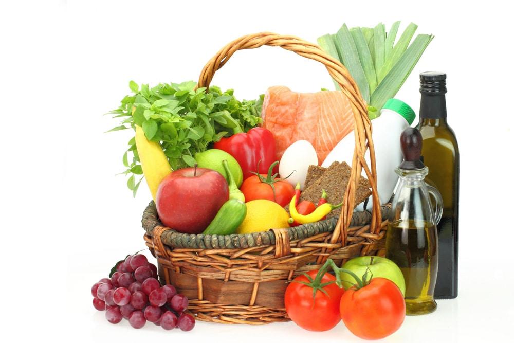 Dieta mediterránea: Un menú familiar para toda la semana
