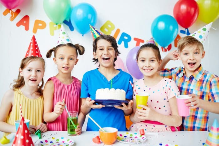 Felicitaciones de cumpleaños originales para niños