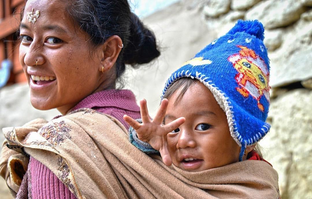 Fotografías de mamás alrededor del mundo
