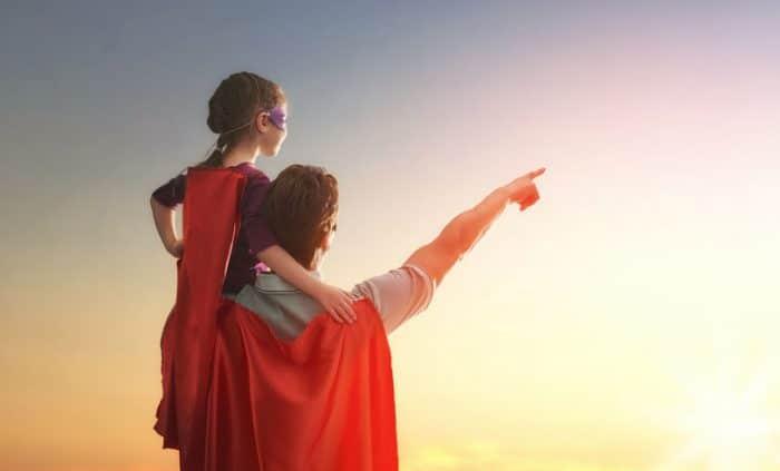 Malos hábitos hijos copian padres