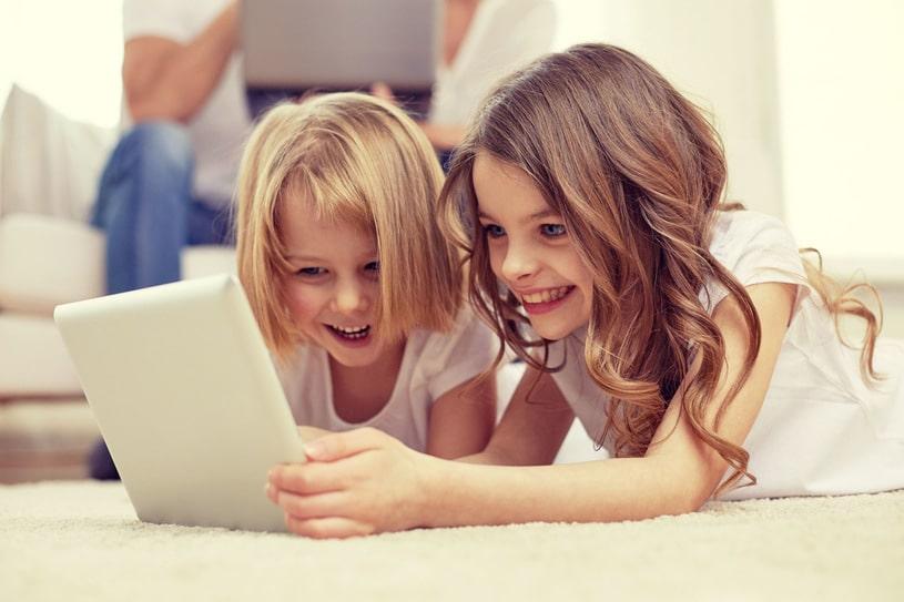 ispositivos móviles peligrosa adicción niños
