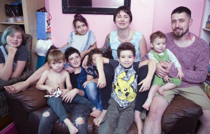 familia estilo de crianza permisivo