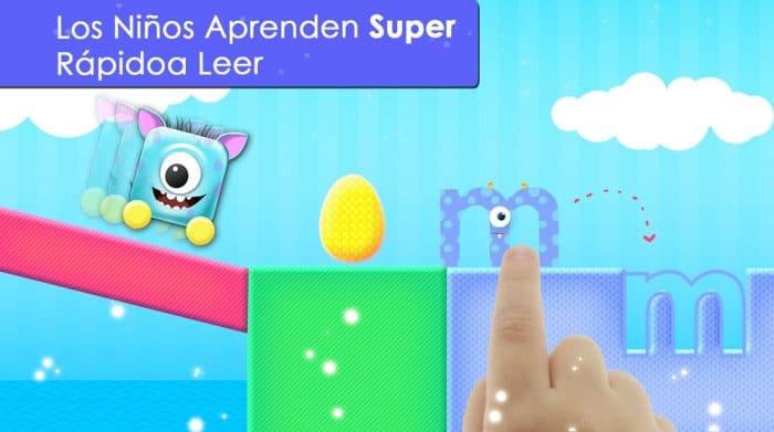App Mario abecedario
