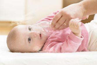 Bronquiolitis bebes