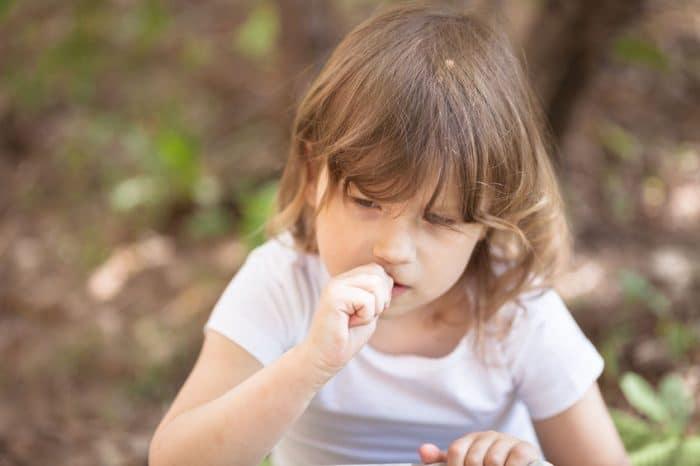 Onicofagia infantil