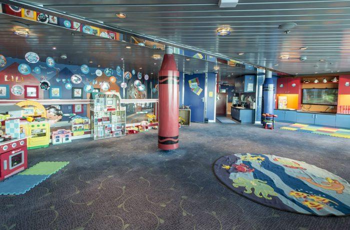Pullmantur Cruceros juegos para niños