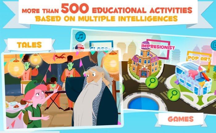 Smile and Learn Juegos educativos para niños