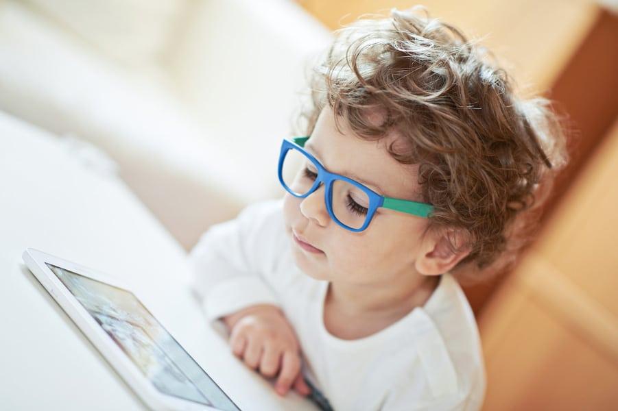 Apps educativas niños smartphone tablet Android