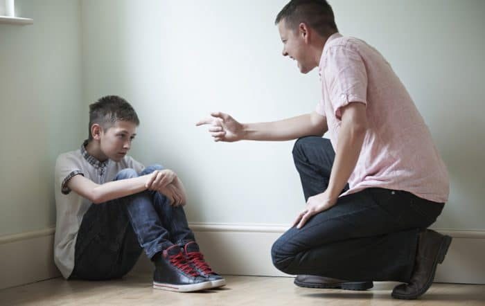 autoridad padres sobre hijos