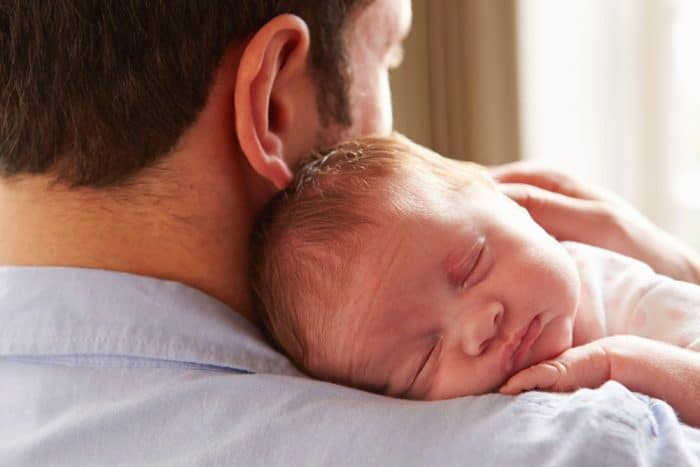 crianza apego padres
