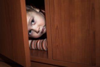 miedo niños edad