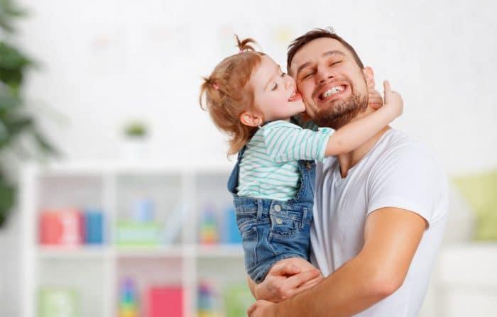 razones abrazos diarios hijo