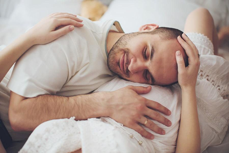 sintomas embarazo en hombres