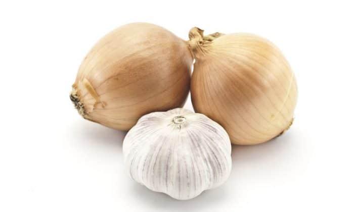 Beneficios frutas verduras blancas