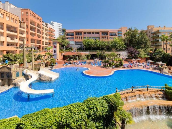 Hotel H10 Mediterranean Village, en Salou