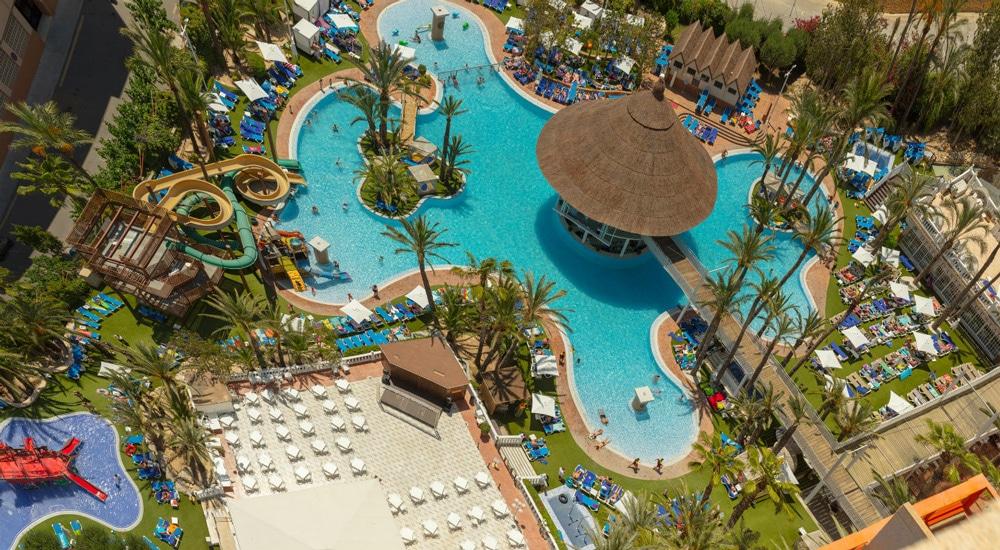 HotelMagic Tropical Splash Benidorm