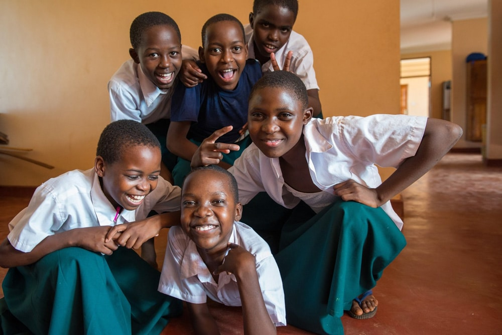 Proyecto social Tanzania