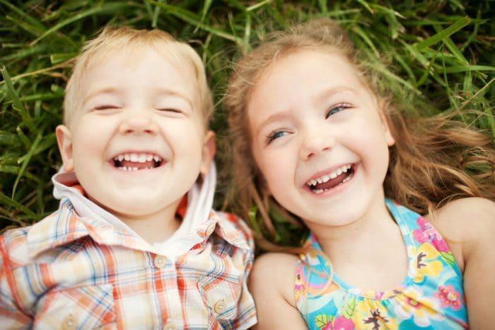 20 chistes para reír con los niños