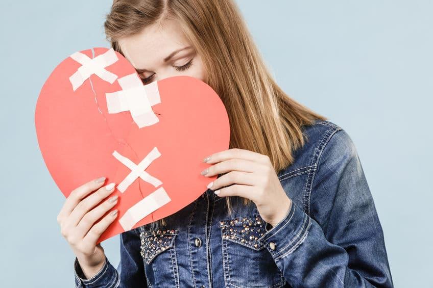 hijo adolescente ruptura amorosa