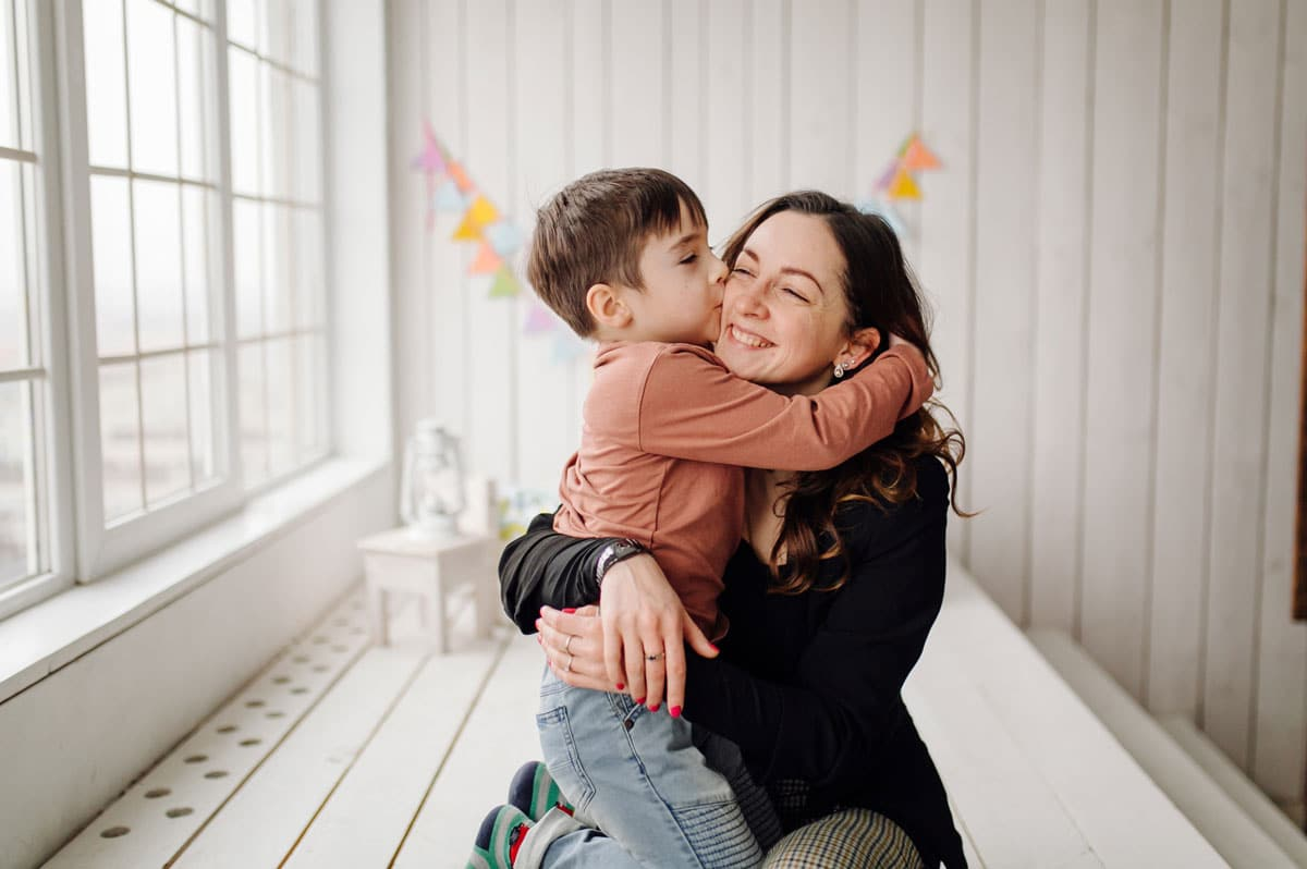 madre criar sola hijos