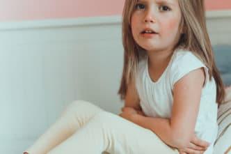 Menstruación a temprana edad