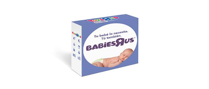 Canastilla gratis Babies R Us