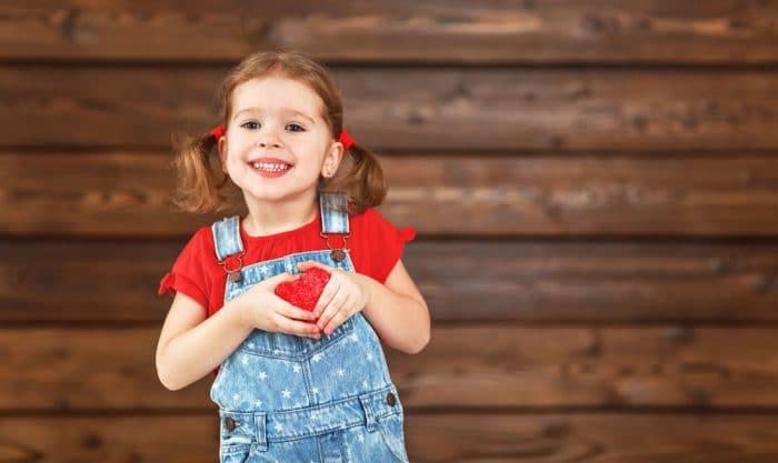 Enseñar a los niños a ser humildes