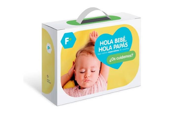 Hefame canastilla bebé