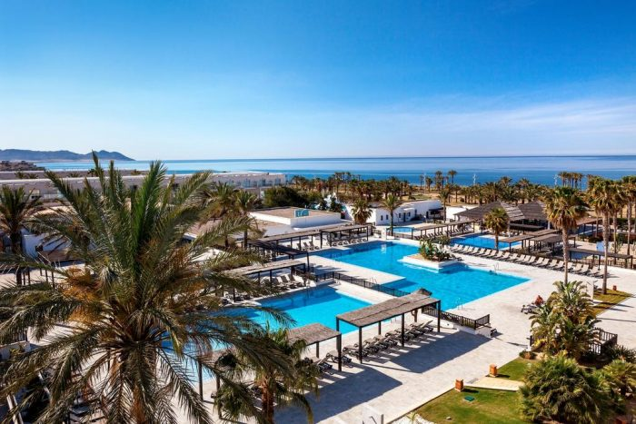 Hotel Barceló Cabo de Gata, en Almería