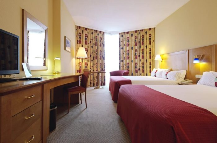 Hotel Holiday Inn Madrid Bernabeu, en Madrid