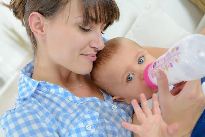 Lactancia materna NO todas madres