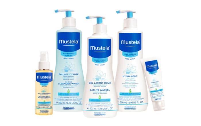 Muestras gratis productos Mustela