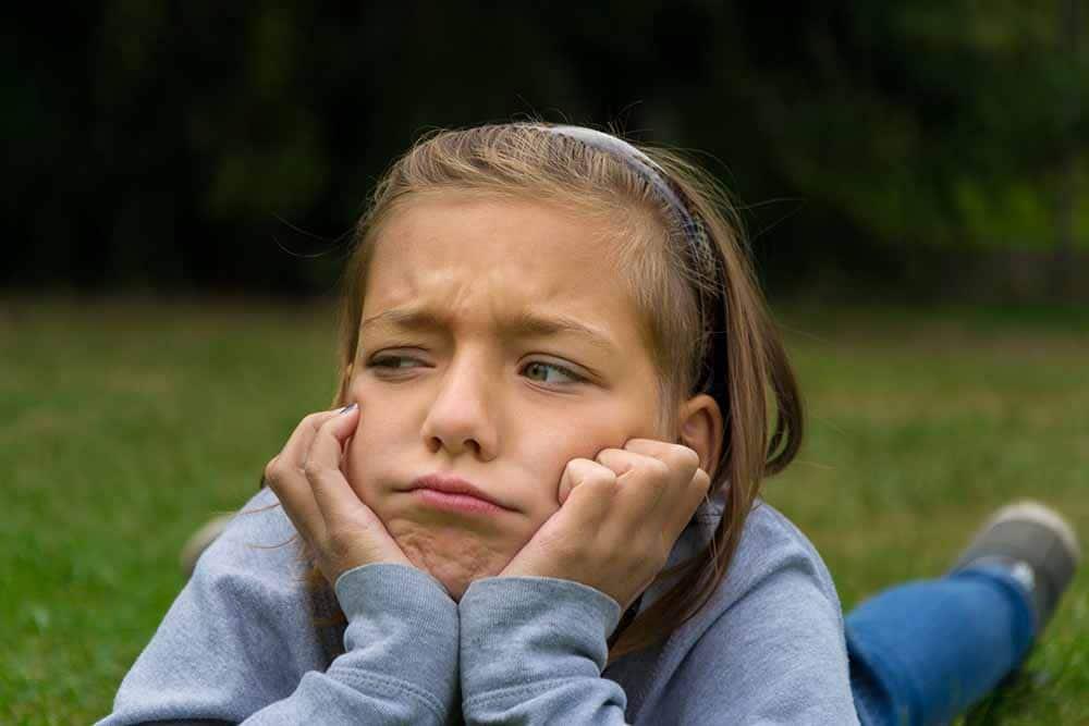 Niños sin amigos