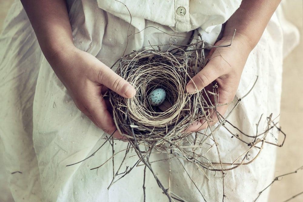 El Síndrome del nido en mujeres embarazadas