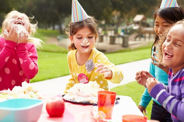 celebrar cumpleaños niños