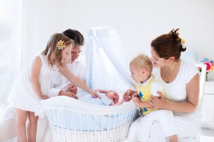Muestras gratis bebé