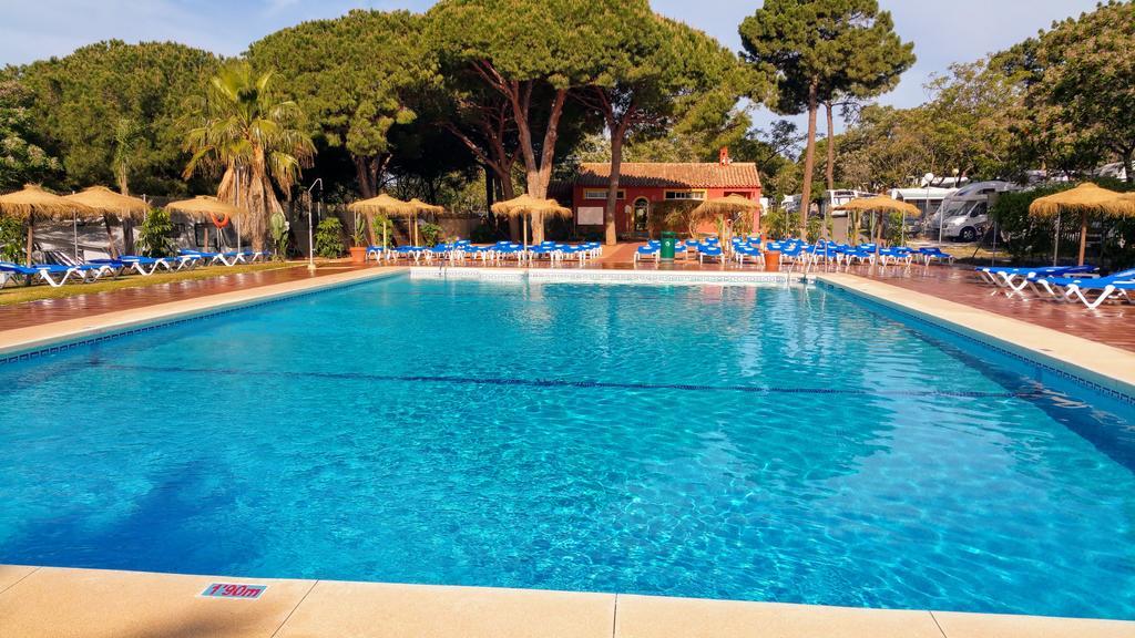 "Camping ""Cabopino"", en Marbella, Málaga"