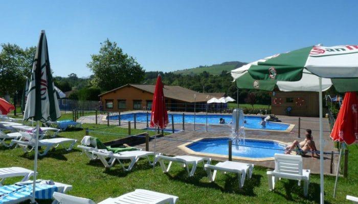 Camping Colombres Asturias