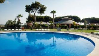 "Camping ""Giralda Isla Cristina"", en Isla Cristina, Huelva"