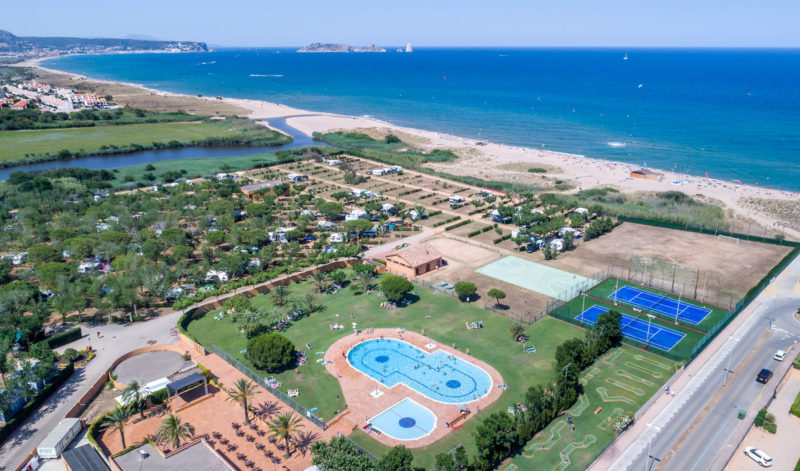 Camping Playa Brava Costa Brava