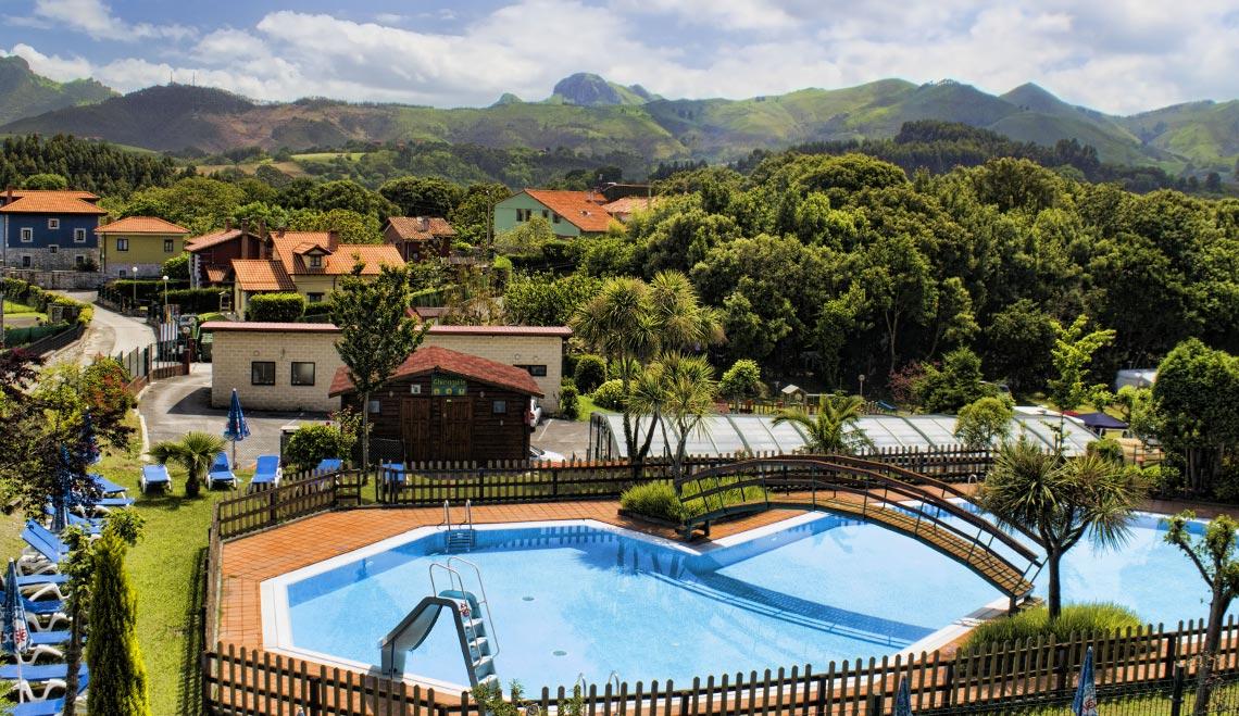 Camping Ribadesella Asturias