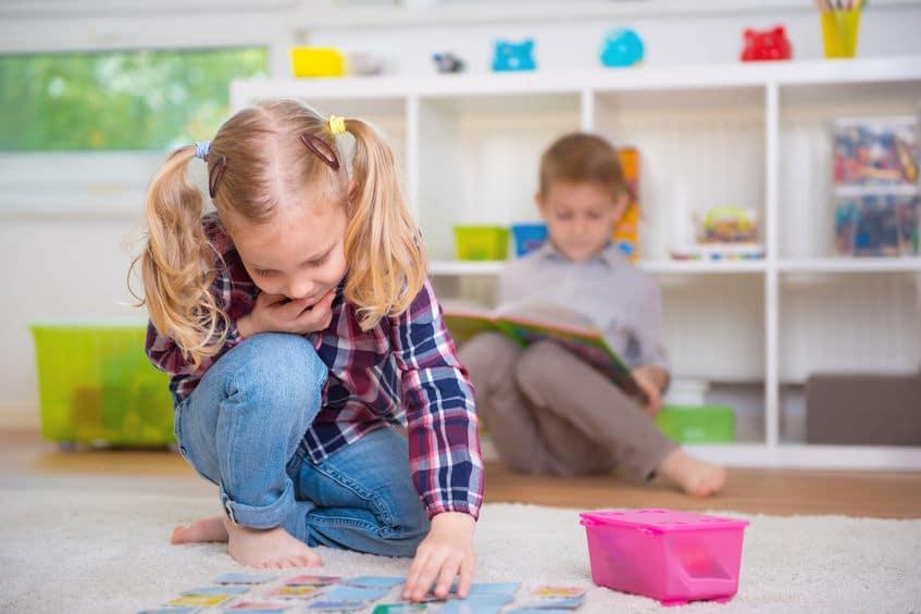 7 juegos y actividades para estimular la atención de los niños