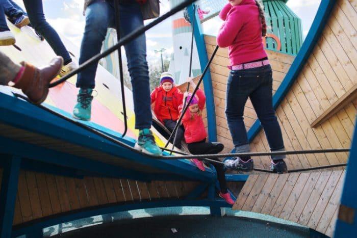 Parque infantil danes Cosmos 4