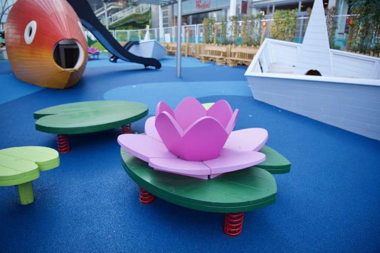 Parque infantil danes Dammen 2