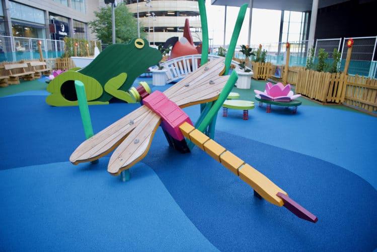 Parque infantil danes Dammen 3