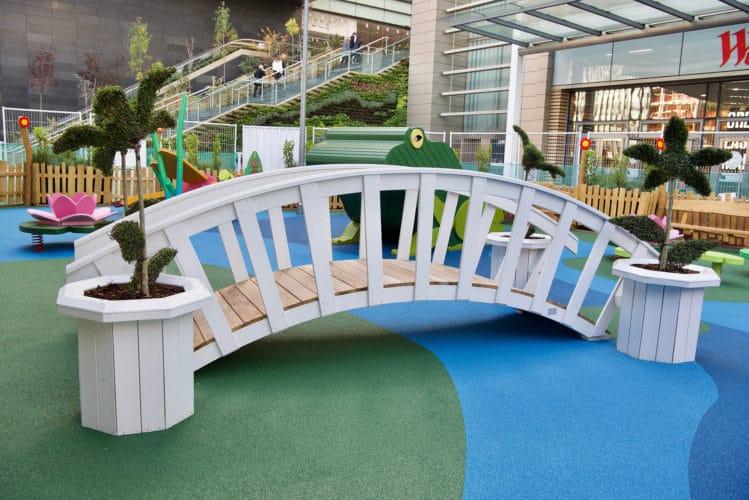 Parque infantil danes Dammen 4