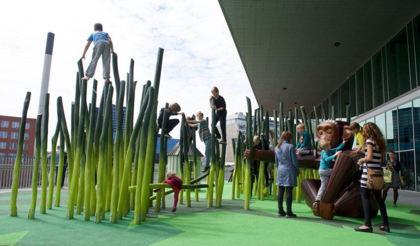 Parque infantil danes Kloden 4