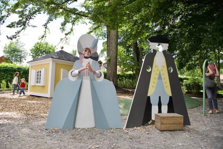 Parque infantil danes Linneparken 5