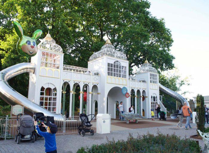 Parque infantil danes Liseberg 1