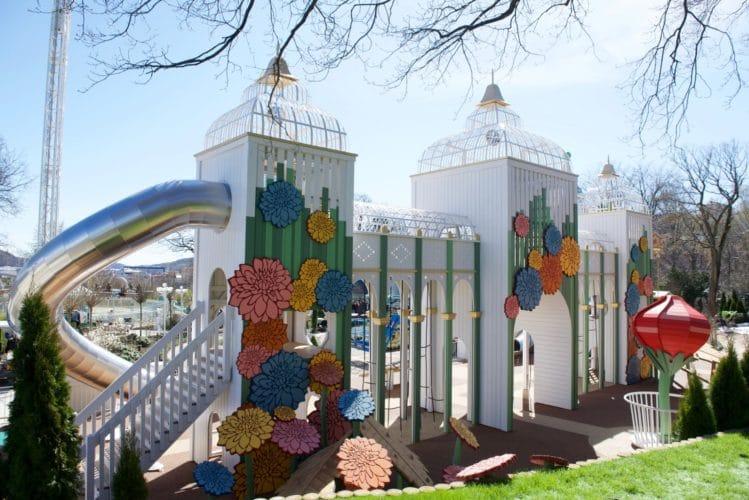 Parque infantil danes Liseberg 3